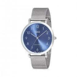 Relógio Analógico Feminino Prata